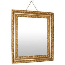 Victorian Gilt Gesso Mirror