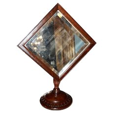 Victorian Stand or Shaving Mirror
