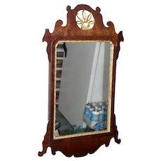 Mahogany Chippendale Mirror