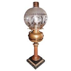 Perkins & House Non Explosive Kerosene Lamp