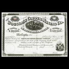 18__ Douglas Copper Mining Stock