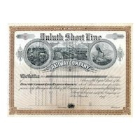 18__ Duluth Short Line RW Stock