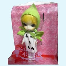 Jun Planning Soldier of Cards ( Little Dal doll) in original box