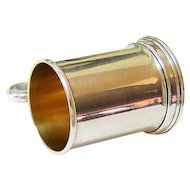 Sterling Silver Barware Jigger Shot Glass by Lunt Silversmiths