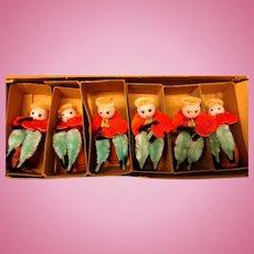 1920's  Fuzzy Band MINT & Still In Box