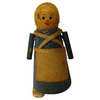 Nurse – Wilson Walker Wooden Walking Doll