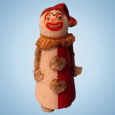 "Wooden Wilson Walker ""Santa"" Doll"