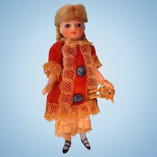 French Mignonette Doll - All Original!!
