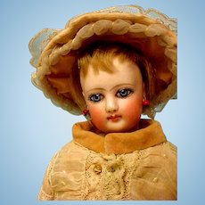 Francois Gaultier French Fashion Doll ~All Original Costume!