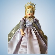 "Disney's Sleeping Beauty 16"" Madame Alexander 1959 Elise"