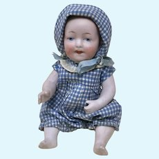 "Limbach Bisque Baby German 7"" P.2/I"