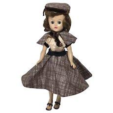 Vogue Jill 1957 Hard Plastic Fashion Doll #7408