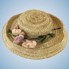Vogue Ginny Hat 1950's
