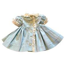 "Madame Alexander Kelly Tagged Dress 15"" Doll"