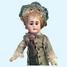 """13"""" Bahr and Proschild #325 Bisque Head Doll"""