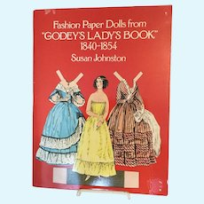 """Godey's Lady's Book"" Paper Dolls 1840-1854"