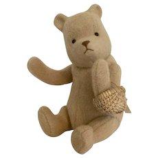 "R. John Wright Silly Old Bear Winnie-the-Pooh 7"""