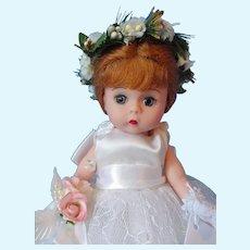 """8"""" Madame Alexander Gardenia Bridesmaid #26855"""