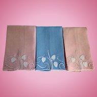 Marghab Waterleaf Fingertip Towels