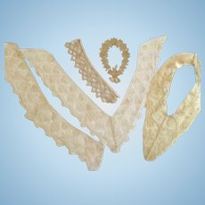 Lovely Lace for Antique Doll Dresses and Clothing