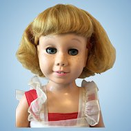 Mattel Chatty Cathy #1 Prototype Blonde
