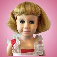 Mattel Chatty Cathy #1 Prototype Blonde