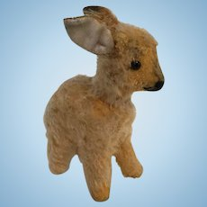 Mohair Goat Toy for your Doll
