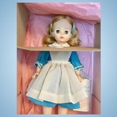 Alice in Wonderland Madame Alexander 14""