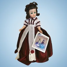 "Madame Alexander 9"" Cissette Scarlett Jubilee 2"