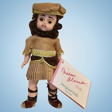 "Madame Alexander 8"" Samson Bible Series"