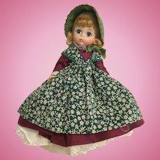 "Madame Alexander 8"" Denmark Doll"