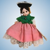 "Madame Alexander 8"" Portugal Doll"