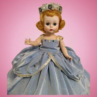 Alexander-kins Cinderella SLW #492 Madame Alexander