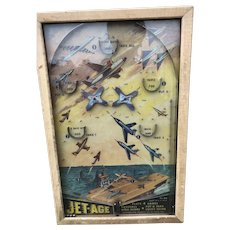 1940s Jet Age Bagatelle Poosh M Up Space Age