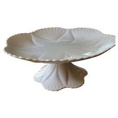 Shelley Dainty Regency Pedestal / Footed Cake Plate