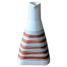 Mid Century Marcel Guillot Studio Pottery Cruet or Vase