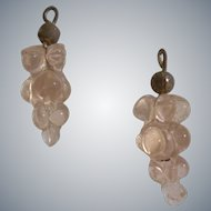 Antique Glass Doll Earrings for your Special Doll