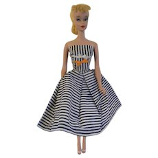 "Hard to Find 1959-1962 Vintage Barbie ""Cotton Casual"" Complete #912"