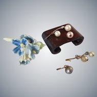 Vintage Cissette Earring - Singles