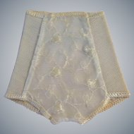 "3"" Vintage Doll Girdle"