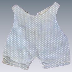 Darling Playsuit for your Toddler Doll