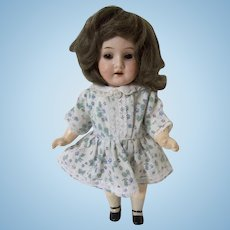 Darling Antique German Recknagel Doll for your Cabinet