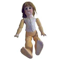 "Simon Halbig 30"" Jutta Doll for Parts or Repair"