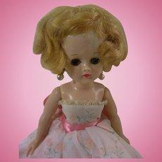 Beautiful Vintage Strawberry Blond 1957 Vogue Jill Walker Doll - TLC