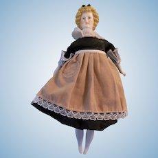 Vintage German Limbach Parian Lady Doll