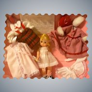 Vintage Madame Alexander Doll - Wendy Loves Being Loved Mint in Box Gift Set