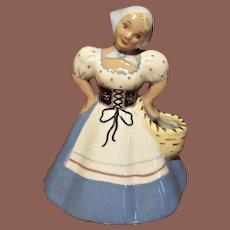 Vintage West Coast Pottery Figurine