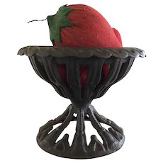 Early Cast Iron Compote - Huge Strawberries