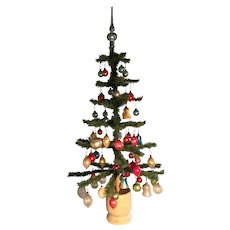 32 in Feather Tree - Fully Decorated