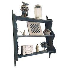 Wonderful Blue Shelf!!